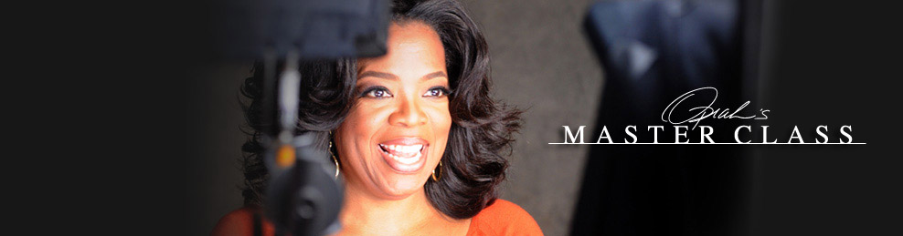 Oprah's Master Class